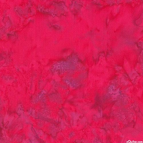 Pink - Hoffman Tonal Hand-Dye - Deep Salsa Pink