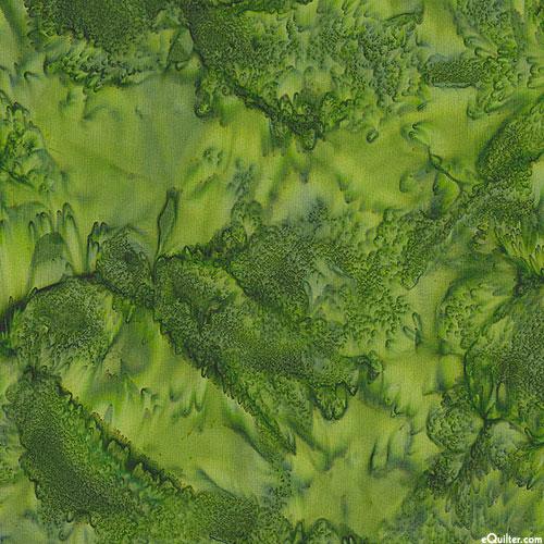 Green - Hoffman Tonal Hand-Dye - Asparagus Green