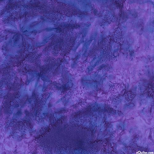 Purple - Hoffman Tonal Hand-Dye - Eggplant Purple