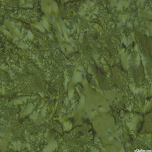 Green - Hoffman Tonal Hand Dye - Dark Fir Green