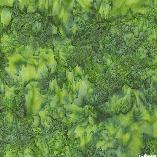Green - Hoffman Tonal Hand-Dye - Emerald