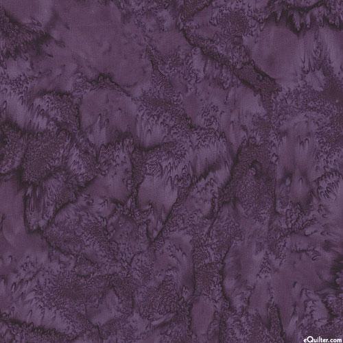 Purples - Hoffman Textured Hand-dye
