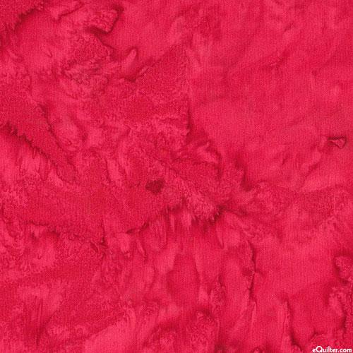 Red - Hoffman Tonal Hand-Dye - Strawberry Wine