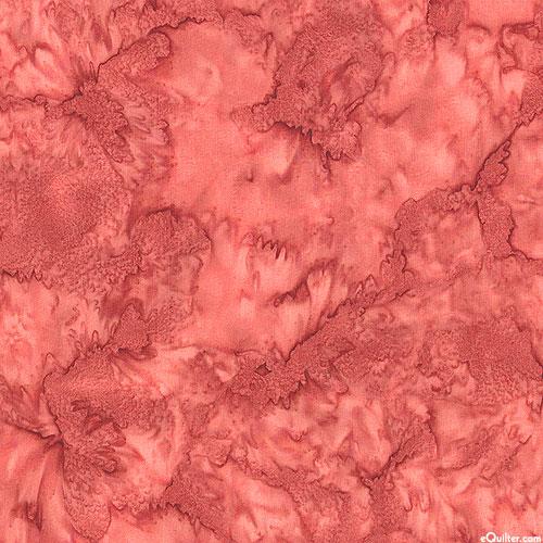 Red - Hoffman Tonal Hand-Dye - Sedona Red Rock