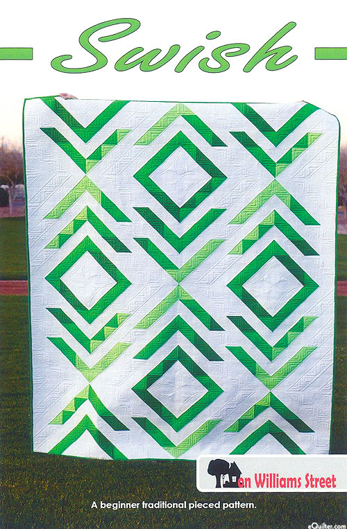 Swish - Quilt Pattern by On Williams Street