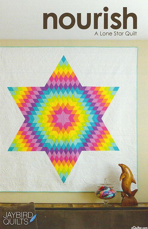 Nourish -Quilt Pattern by Jaybird Quilts