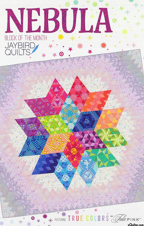 Nebula - Quilt Pattern by Jaybird Quilts