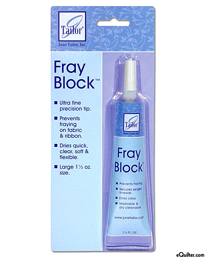 Fray Block from June Tailor