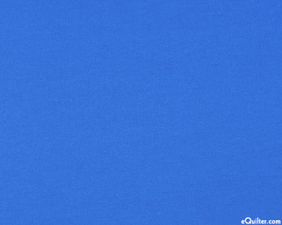 "Blue - Solid Cotton Flannel - Ocean Blue - 42"" FLANNEL"