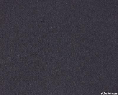 "Black - Solid Cotton Flannel - Black - 42"" FLANNEL"