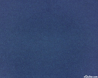 """Blue - Solid Cotton Flannel - Navy Blue - 42"""" FLANNEL"""
