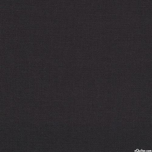 "Humboldt Hemp - Solid Black - 100% HEMP - 55"" WIDE"
