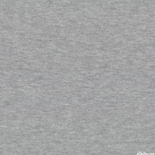 """Dana Cotton/Rayon Knit Jersey - 62"""" - Soft Gray Heather"""