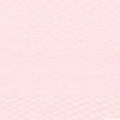 """Laguna Cotton Knit Jersey - 58"""" - Solid Baby Pink"""