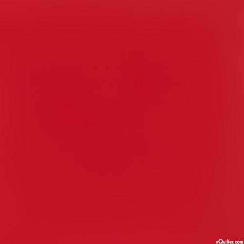 Red - Kaufman Kona Solid - Cardinal