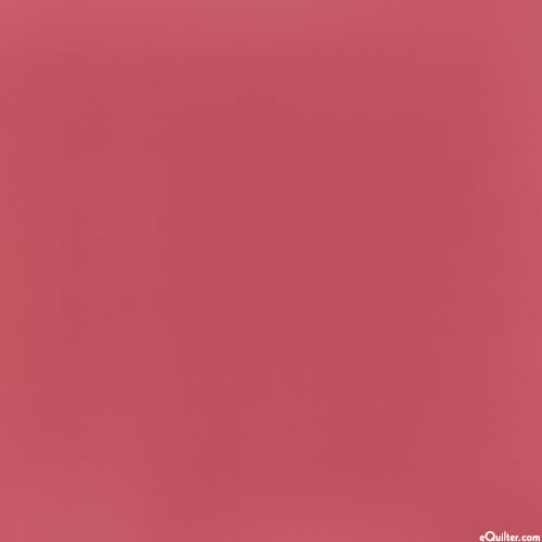 Pink - Kaufman Kona Solid - Deep Rose
