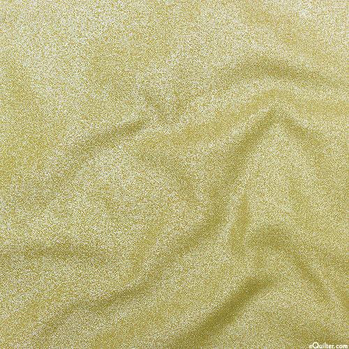 Kona Sheen - Mossy Green/Silver Foil