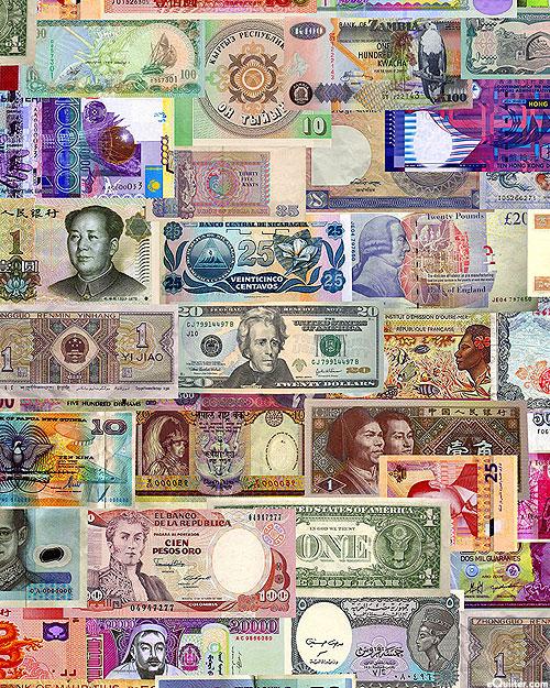 Library of Rarities - Currency - Pastel - DIGITAL PRINT