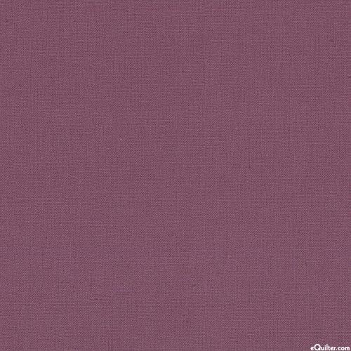 Essex Solid - Plum Purple - COTTON/LINEN