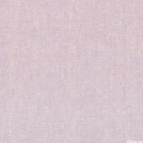 Essex Yarn-Dye Chambray - Iced Lilac - COTTON/LINEN