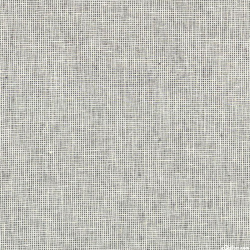 Essex Homespun Yarn-Dye - Charcoal Gray - COTTON/LINEN