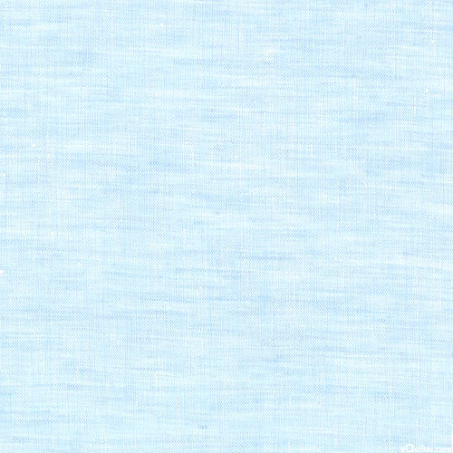 "Limerick Yarn-Dye - Powder Blue - 57"" WIDE - 100% LINEN"
