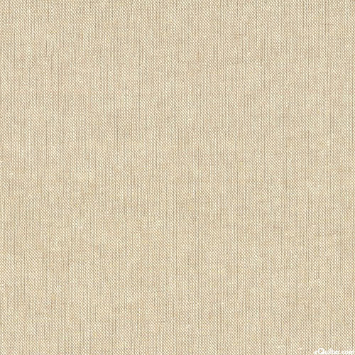 Essex Canvas Yarn-Dye - Sand - COTTON/LINEN