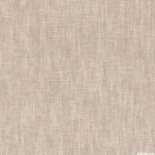"""Brussels Washer Yarn-Dye - Flax - LINEN/RAYON - 52"""" WIDE"""
