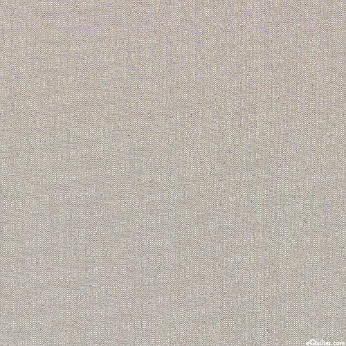 Moondust Yarn-Dye - Lt Taupe/Silver - COTTON/LUREX