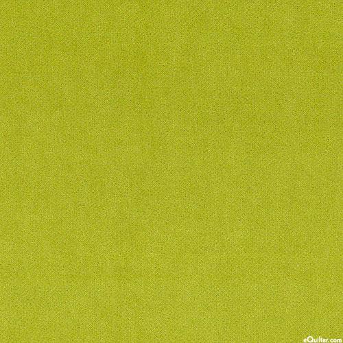 """Lush Velveteen - Bonsai Green - 42"""" WIDE"""