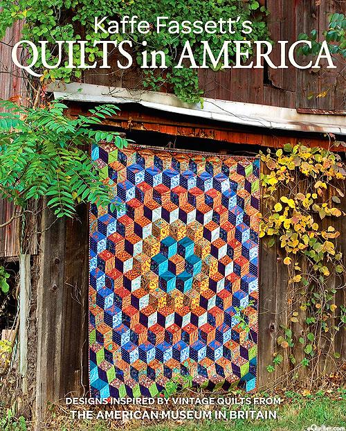 Kaffe Fassett's Quilts in America