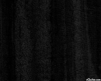 Black - Monochromatic Hand-Dye - Jet Black