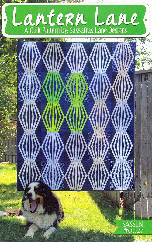 Lantern Lane - Pattern by Sassafras Lane Designs
