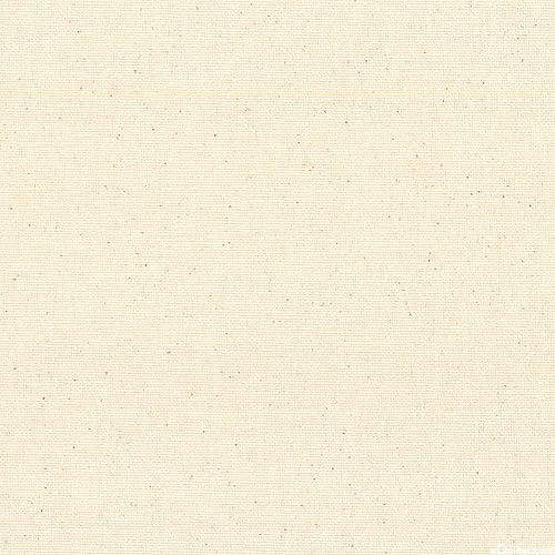 "Pure Natural - Unbleached Natural - Lightweight CANVAS -54"" WIDE"
