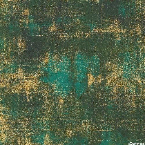Grunge - Urban Gesso - Christmas Green/Gold