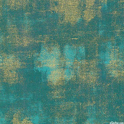 Grunge - Urban Gesso - Everglade Green/Gold