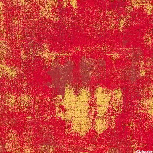 Grunge - Urban Gesso - Formula One Red/Gold