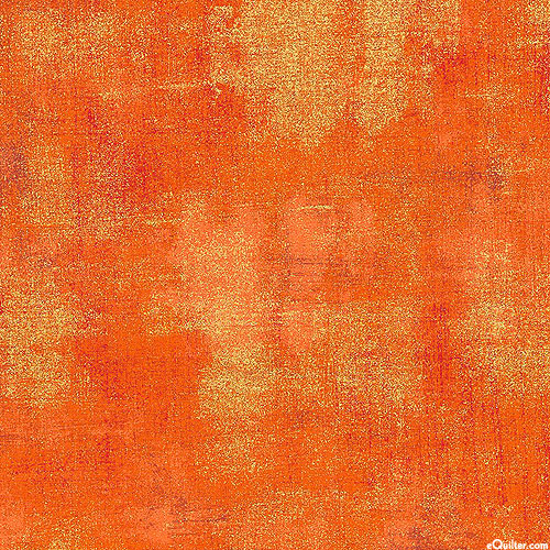 Grunge - Urban Gesso - Carrot Orange/Gold