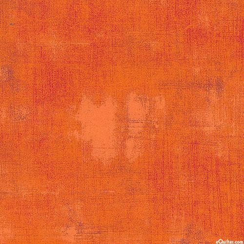 Grunge - Urban Gesso - Pumpkin Orange
