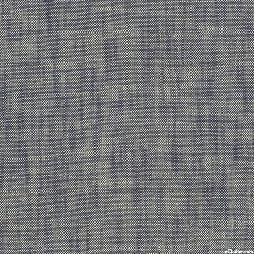 Boro Wovens - Sumo Slub Yarn-Dye - Storm Blue