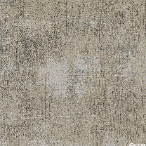 """Grunge - Urban Gesso - Pewter Gray - 108"""" QUILT BACKING"""