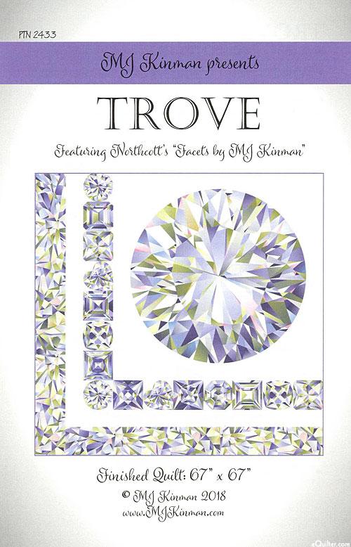 Trove - Quilt Pattern by MJ Kinman