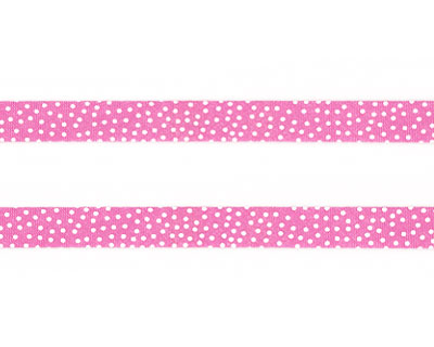 """Bias Trim - Perky Pindots - 1/2"""" Wide - Orchid"""
