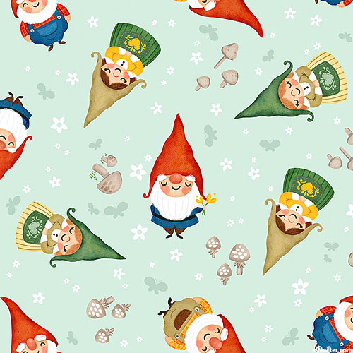 Gnome Sweet Gnome - Sweet Gnomes - Mint