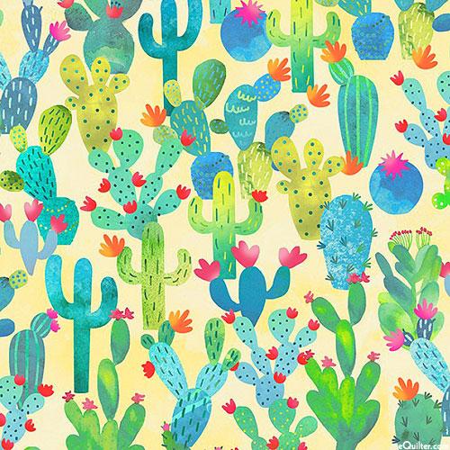 La Vida Loca - Cactus Garden - Lemongrass