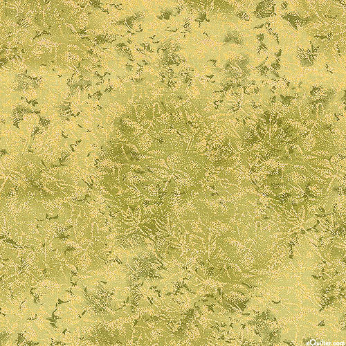 Fairy Frost - Meadow Green/Pearlescent