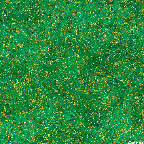 Fairy Frost - Evergreen/Glitter
