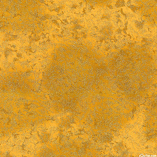 Fairy Frost - Antique Gold/Glitter
