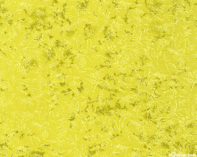 Fairy Frost - Citrus Yellow/Pearlescent
