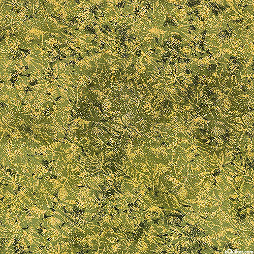 Fairy Frost - Basil Green/Pearlescent